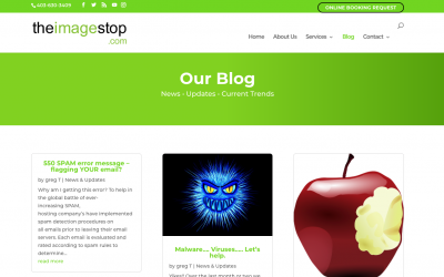 Your site needs Maintenance….