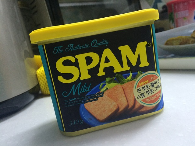 SPAM – Is it just 'normal' ?